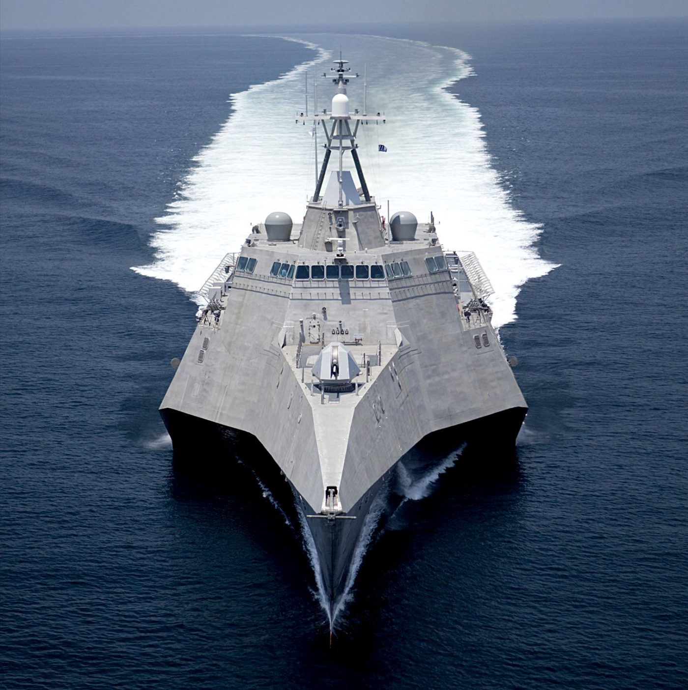 LCS2 Independence